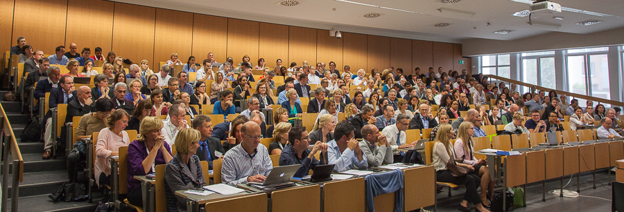 Picture taken at the first Investigators Training Meeting, September 1, 2014 in Antwerp